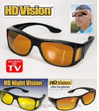 2016 New Fashion HD Vision Wrap Around Sunglasses Fits Over Your Prescription Glasses as seen as on tv