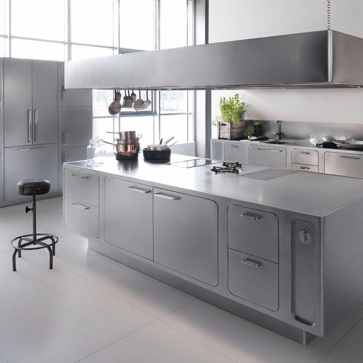 Restaurant Cheap Modular Stainless Steel Kitchen Cabinet ...