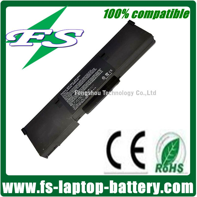 Replacement Btp-58a1 Notebook Battery For Acer 1360 1520 3010 5012 ...