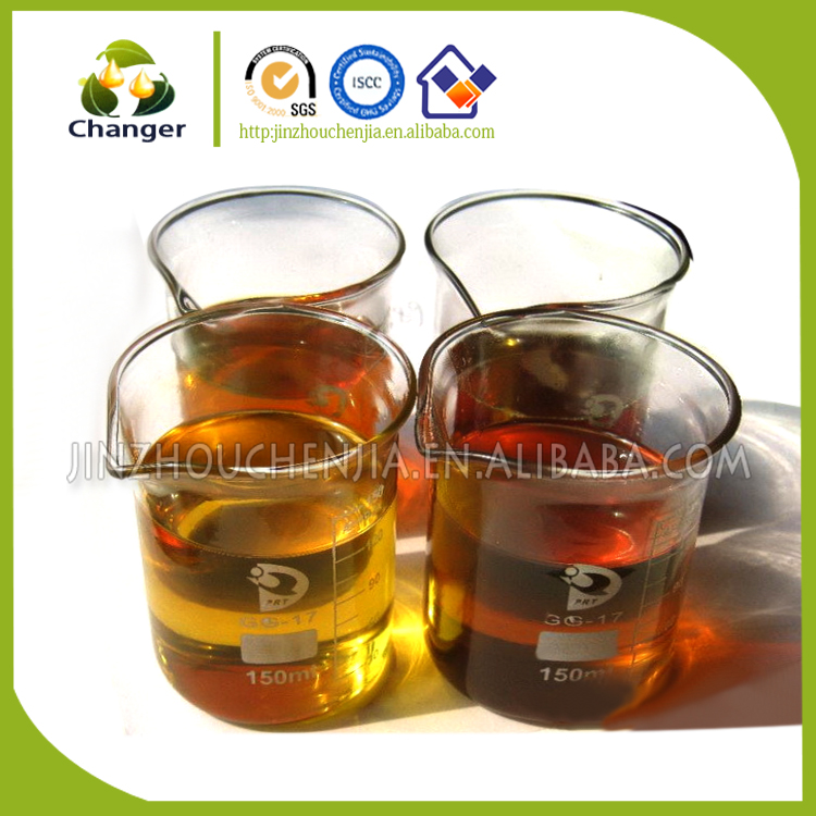 Clean and Clear Used Cooking Oil For Biodiesel with good quality