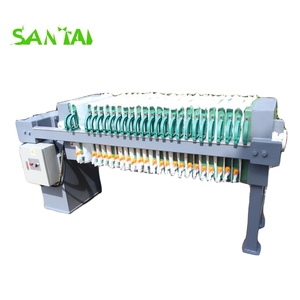 Santai New Arrival Model 1000 With 50 Meter Square Granite Slurry Machine Mustard Oil Filter Press