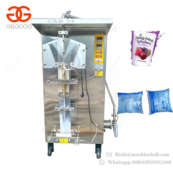 Automatic Liquid Pouch Pure Water Sachet Filling Packing Machinery  Sugarcane Orange Fruit Juice Packaging Machine - Buy Fruit Juice Packaging