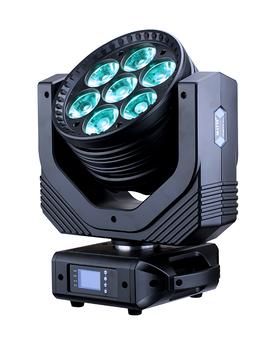 Types Of Moving Heads In Led Stage Lighting Large Lens Beam Light