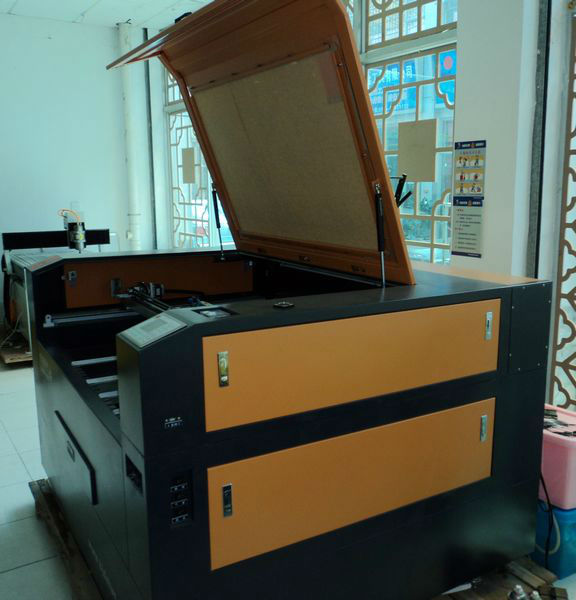 JIEKE CNC router table top laser cutting machine