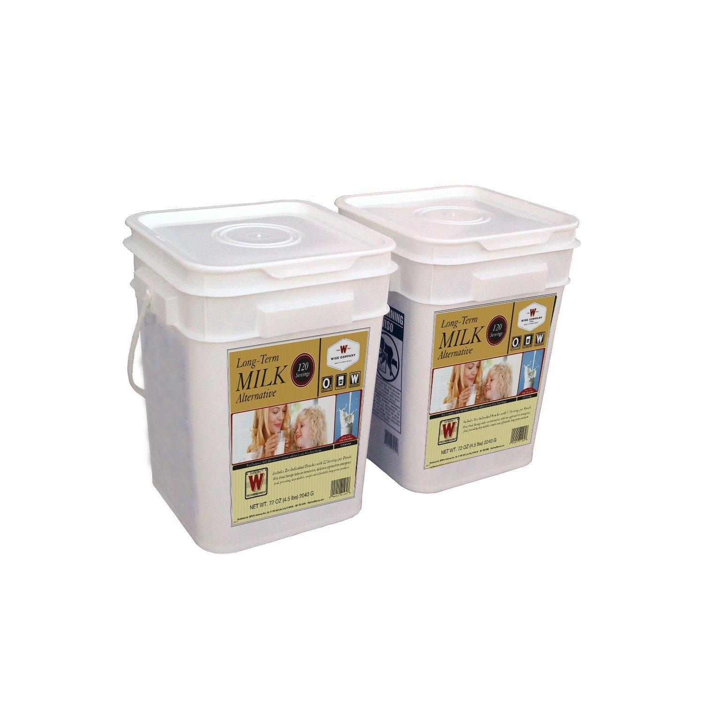 Wise Foods Milk Bucket - 240 Serving