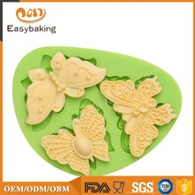 Bulk Wholesale Items DIY Butterfly Fondant Mold Silicone