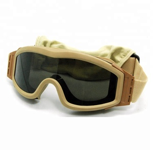 Military Goggles Shooting Glasses Ballistic Goggle China Factory