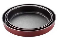2015 New Product Bakeware NonStick Baking Pans Set of 4 as seen on TV