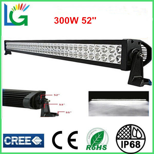Factory Price 52u0027u0027 Cheap Car Roof Top Led Light Bars 12v 24v Ip68 300w Roof  Lights For Cars   Buy Roof Lights For Cars,Car Roof Top Light Bar,300w Led  Light ...