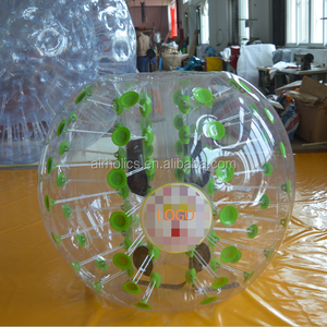 Powerful toys knock ball/bubble suit body loopy/bubble ball for sale