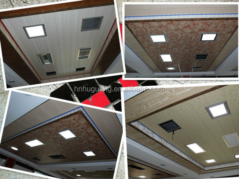 Pvc Down Ceiling Design Manufacturers In Haining Buy Pvc