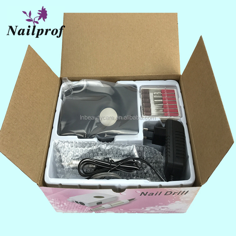 Nailprof. 102 Mini grinding machine&rechargeable nail drill & portable electric files