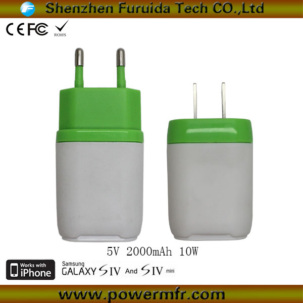 10W 5V 2A K Tech Charger for mobile phones