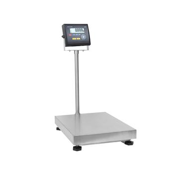 2db1c76c54b 600kg 300kg 150kg 60kg 30kg Electronic Weighing Digital Platform Scale with  Pole