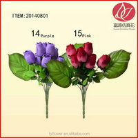 Popular hot sale wholesale artificial red rose