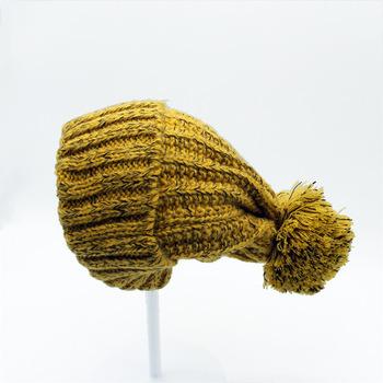 479daae46052f High Quality Winter Wholesale Custom Knitted Beanie Hats - Buy ...