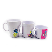Chinese supplier manufacture unbreakable melamine kids mugs cups