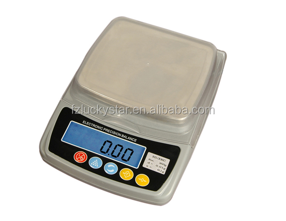 Popular mini digital precision balance wih CE and Rohs