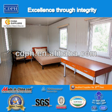 High quality movable ISO Container House for shop /exhibition/display prefabricated container hotel
