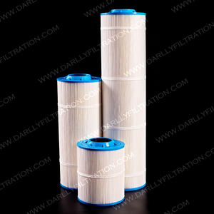 New design China supplier pleated water filter cartridge for swimming pool