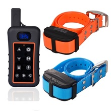 1200Meter waterproof multi-dog training system Remote dog training collar