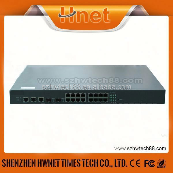 best ethernet for 16 port used with network firewall