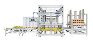 Automatic gripping type palletizer / stacker crane /hacking machine