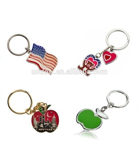 Top sale promotional creative metal keychain