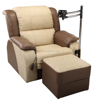 nail salon equipment cheap manual luxury modern spa pedicure chair