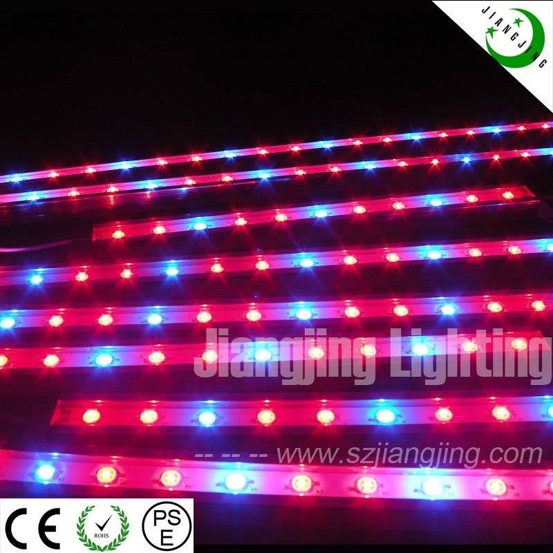 IP 68 waterproof equal 18w hps led grow light for greenhouse/hydroponics/vertical garden products