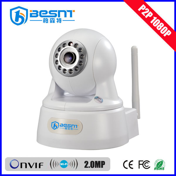 CE,FCC remote control through mobile phone wifijimi jh09 home security wireless 3g ip camera BS-IP18