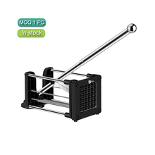 ร้อนขาย Amazon Chipper French Fries Cutter/Chopper Maker