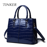 Wholesale Classic Hand Bag OEM New Designer Women Pu Leather Custom Fashion Tote Lady Handbag