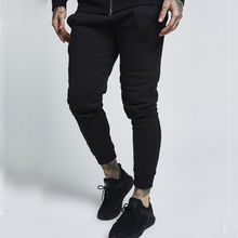 Heren gym groothandel custom jogger joggingbroek