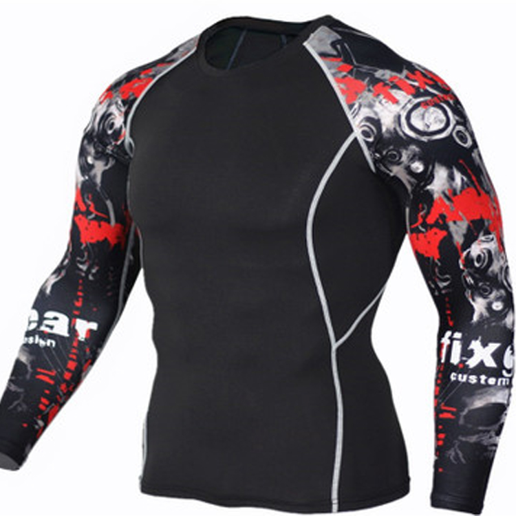 Neue Design Jogging Gym Sport Wear Custom Tropical maillot