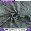 feimei 2015 new 80% poly 20% viscose TR knit water soluble jacquard fabric wholesale