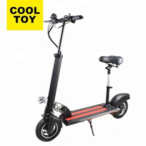 2018 New 48V 10inch Electric Scooter E-Scooter With 2 Wheels