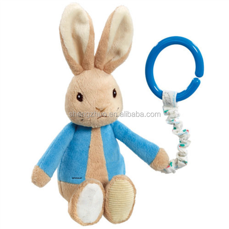 Plush Baby toys Cute mini Peter Rabbit for kids