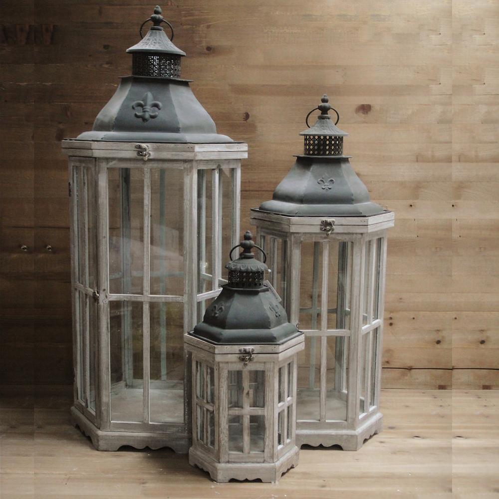 Home decor large decorative candle lanterns buy large for Decor lanterns