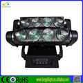 New products 8*10W Led Moving Spider Light Beam Moving Head Wash Light DJ Stage Lighting