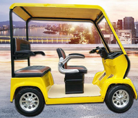 Electric Quadricycle for Passenger