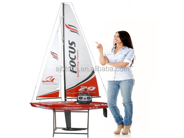 Joysway 9902 Red Focus 2 4Ghz 1 meter RC Yacht, View rc boat, AJB TOY  Product Details from Shantou Chenghai AJB Toys Firm on Alibaba com