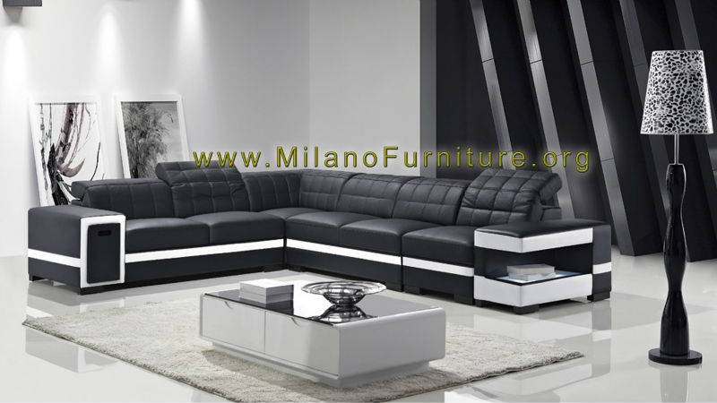 Italian Designer Isabel Arlo Corner Sectional Leather Sofa Suite Product On Alibaba