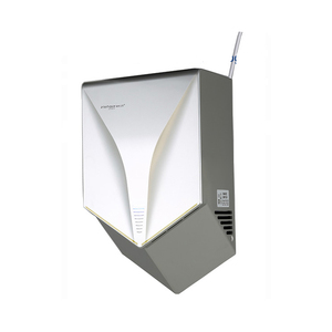 High quality infrared sensor free standing jet air hand dryer for home