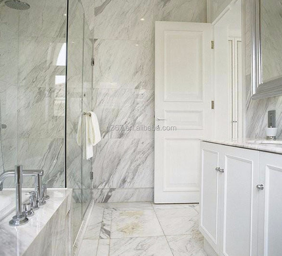 Low Price Greece Thassos White Marble Slab Buy White Marble Slab - Thassos white marble bathroom