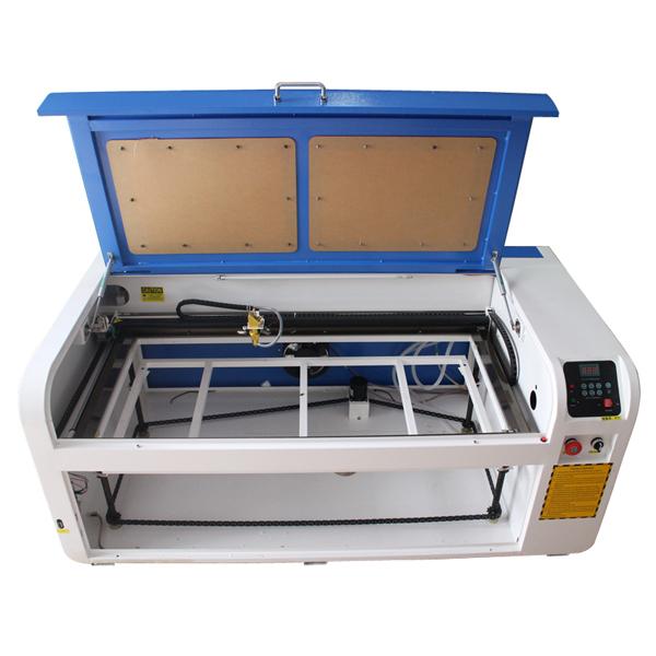 เดสก์ท็อปต้นทุนต่ำ 50W 60W 80W 600x400mm เครื่องตัดเลเซอร์สำหรับขาย