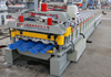 glazed tile roll forming machine roof tile making machine roofing sheet making machine