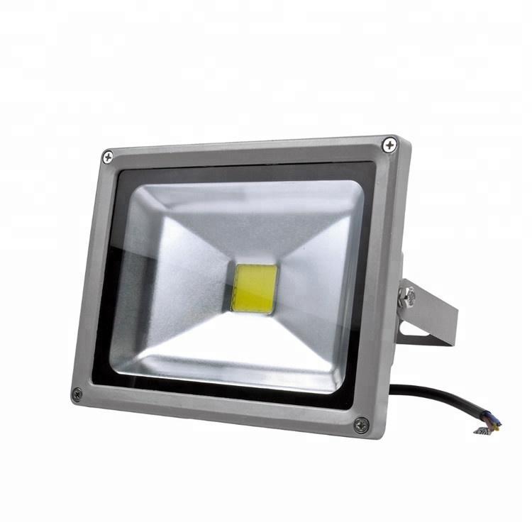 7W LED Flutlicht Outdoor Unterwasser Spot Licht Teich Pool Lampe warmweiß