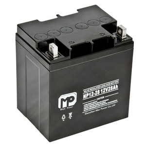 electric power tools 12v 28ah deep cycle battery