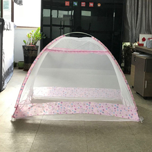 Wholesale folding pop up umbrella happy baby mosquito net , protect baby mosquito net tent manufacturer